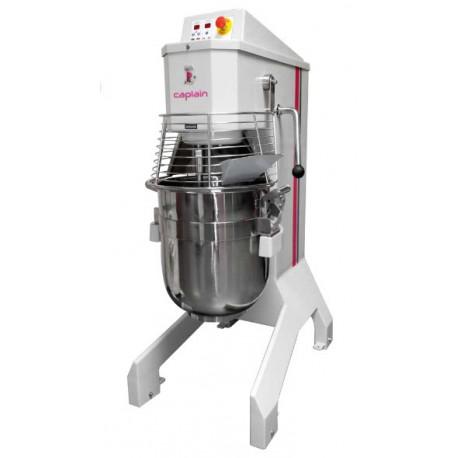 Batteur mélangeur industriel 60 litres | BT60F - Caplain