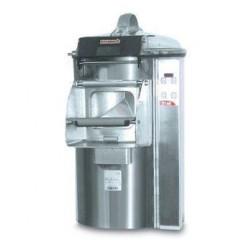 Eplucheuse à pommes de terre 15 kg 400 V (Tri) + cylindre abrasif