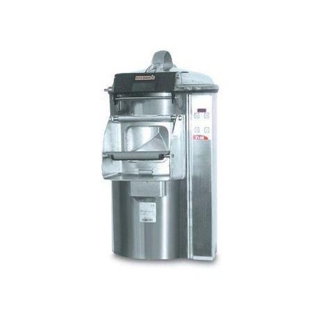 Eplucheuse à pommes de terre 15 kg 400 V (Tri) + cylindre abrasif | T15E (DT15E324C) - Dito Sama