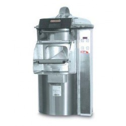 Eplucheuse à pommes de terre 15 kg 230 V (Mono) + cylindre abrasif