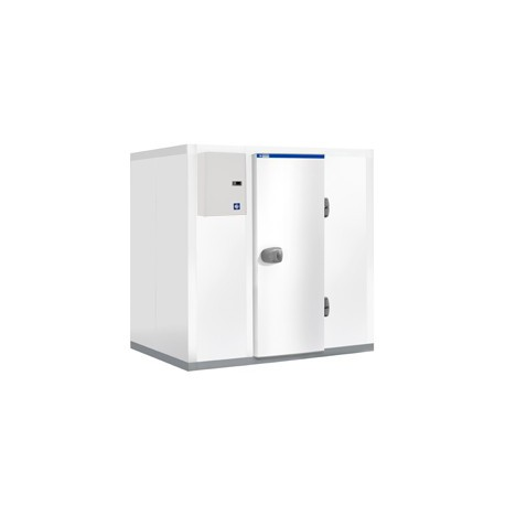 Chambre froide négative 2,8 m3 (2823 litres) | C3.1B/PM+AN120-PED/A - Diamond