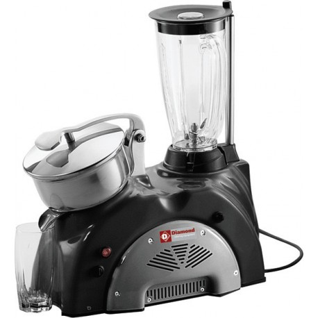 Combiné presse agrumes mixer 1,5 litres   G12/B - Diamond