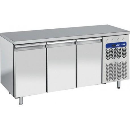 Table de congélation 3 portes + top en granit   TP3B/L/LG - Diamond