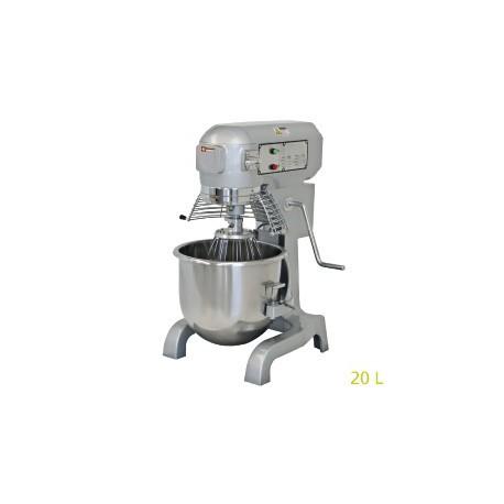 Batteur mélangeur 20 litres | BM-20AT/N - Diamond