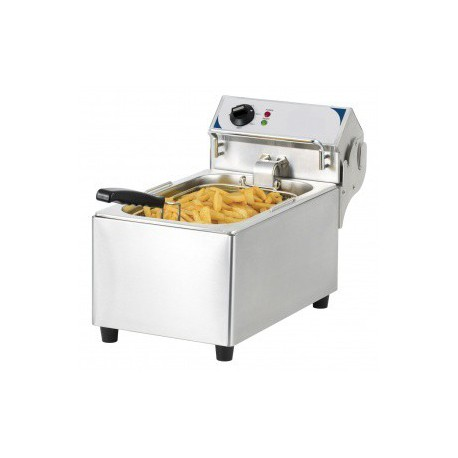 Friteuse électrique 10 litres | CFE10 - Casselin