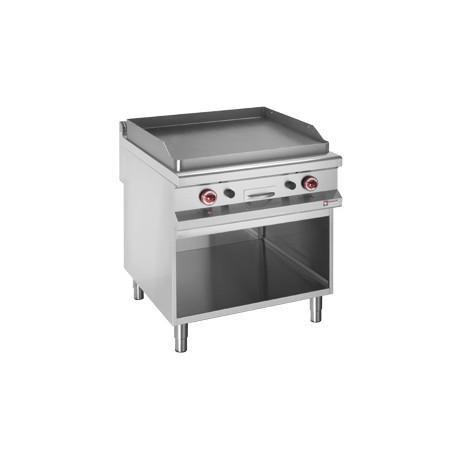 Plaque de cuisson lisse gaz sur socle | E99PLA2