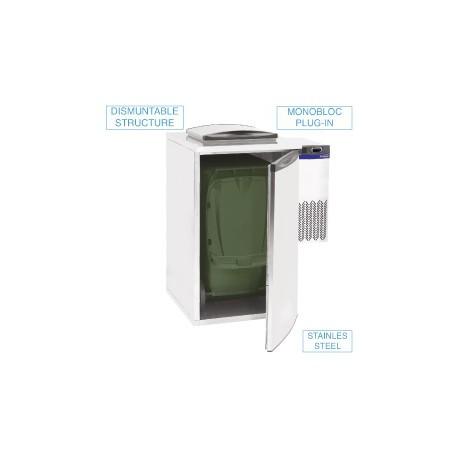Refroidisseur de déchets | RDY-1C + GF-1C - Diamond