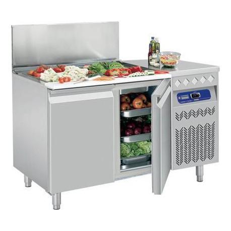 Table frigorifique de 260 litres avec 2 portes - Diamond SG2-G3/PM | SG2-G3/R2 - Diamond