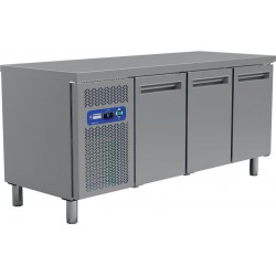 Table frigorifique 3 portes 180 cm