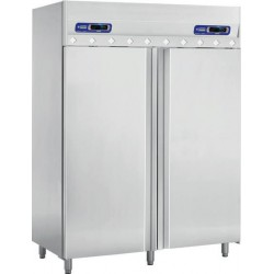 Armoire frigorifique mixte positive et négative 1400 litres