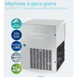 Machine à glace grains
