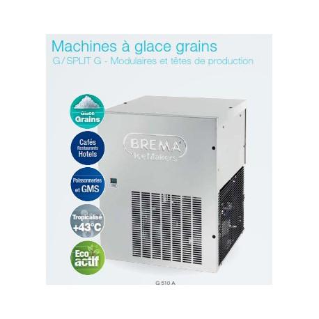 Machine à glace grains 500 kg | G510A