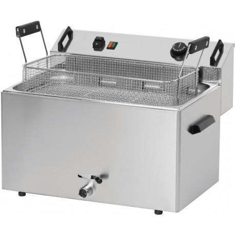 Friteuse à beignets électrique 16 litres | CFB16