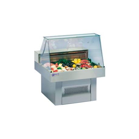 Vitrine à poisson réfrigérée 1 m | DOCEAN100