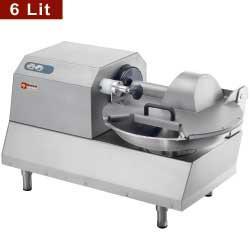 Cutter horizontal 6 litres