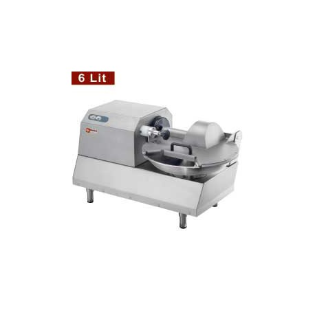 Cutter horizontal 6 litres | CUT-H6 - Diamond