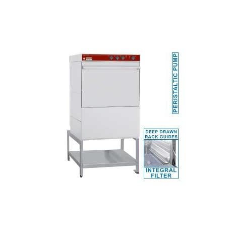 Lave vaisselle panier 50x50 cm sur socle | DC502/6+BD/F-S - Diamond