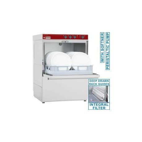 Lave vaisselle paniers 50x50 avec adoucisseur incorporé | DC502/6-A - Diamond