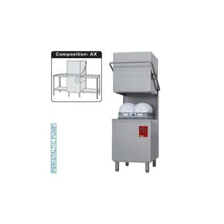 Lave vaisselle à capot et tabliers  | DK7/6/AX - Diamond