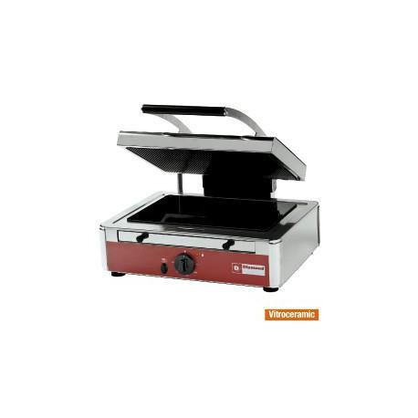 Grill panini vitroceramique | MGV45/F-N - Diamond
