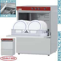 Lave vaisselle double parois avec adoucisseur