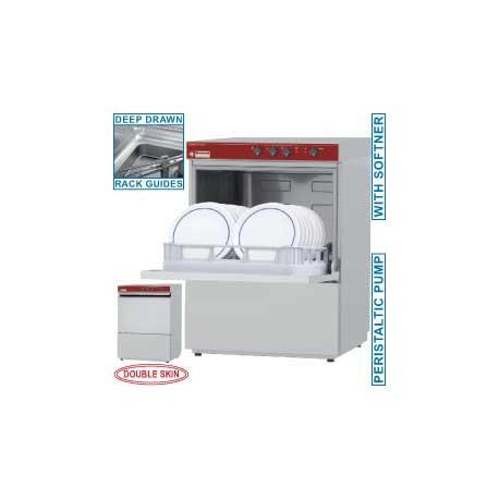 Lave vaisselle double parois avec adoucisseur | 051D/6M-A - Diamond
