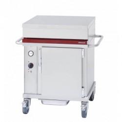 Module mobile cuisson sur FOUR CTA701CT - Ambassade de Bourgogne