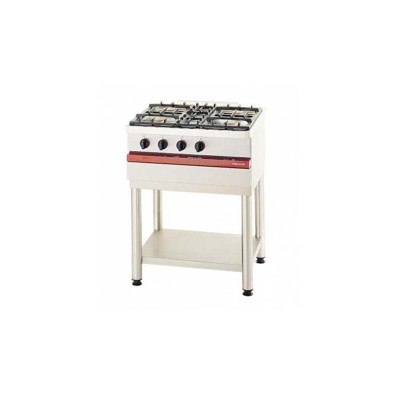 Module table gaz 4 feux csg740 ambassade de bourgogne - Table de cuisson gaz 4 feux ...