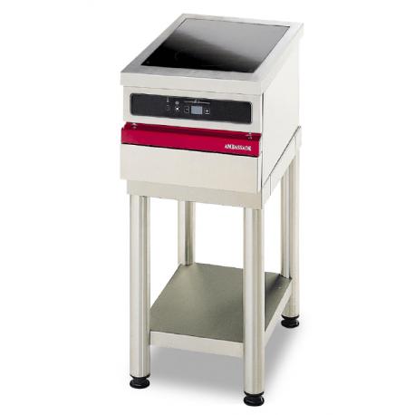 Table électrique vitrocéramique et foyer induction Ambassade CSE410IX | CSE410IX - Ambassade De Bourgogne