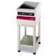 Table électrique vitrocéramique - 2 foyers induction AmbassadeCSE423IX