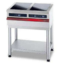 Table électrique 3 foyers induction CSE833IX - Ambassade de Bourgogne