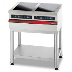 Table électrique 4 foyers induction CSE843IX - Ambassade de Bourgogne