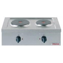 Réchaud 2 plaques électriques Ambassade CRE023F