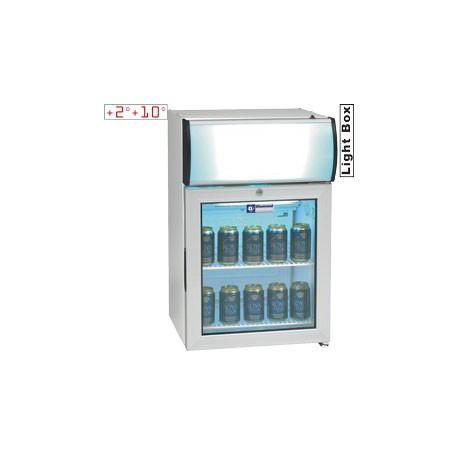 Armoire vitrée 60 litres | TOP50PC/R6 - Diamond