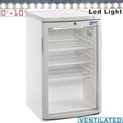 Armoire réfrigérée 110 litres portes vitrée