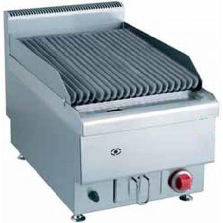 Grill à pierres de lave gaz | TRH40