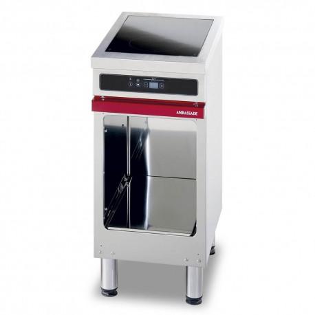 Table électrique vitrocéramique CME 410 IX - Ambassade de Bourgogne | CME410IX - Ambassade De Bourgogne