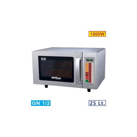 Four micro ondes 25 litres digital | WR-2510-DE - Diverso By Diamond