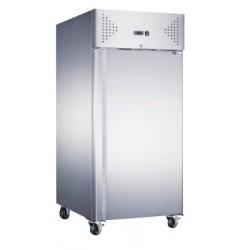 Armoire réfrigérée 650 litres inox positive