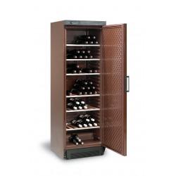 Cave à vins porte pleine  118 bouteilles