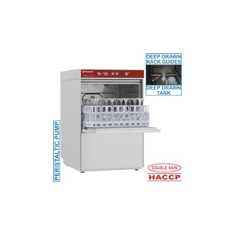 Lave verres HACCP paniers 400x400 | D281/6 - Diamond