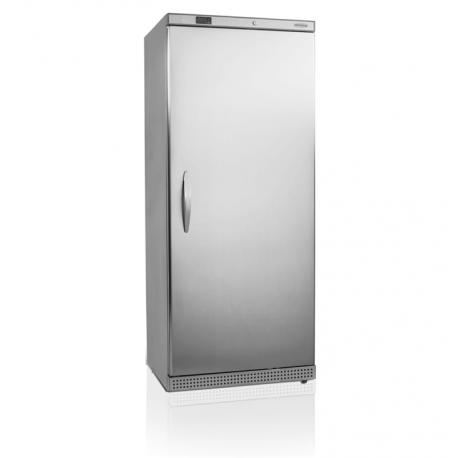 Armoire réfrigérée en acier inoxydable de 605 litres