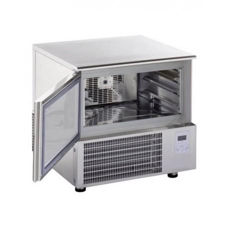 Cellule mixte de refroidissement et de congélation
