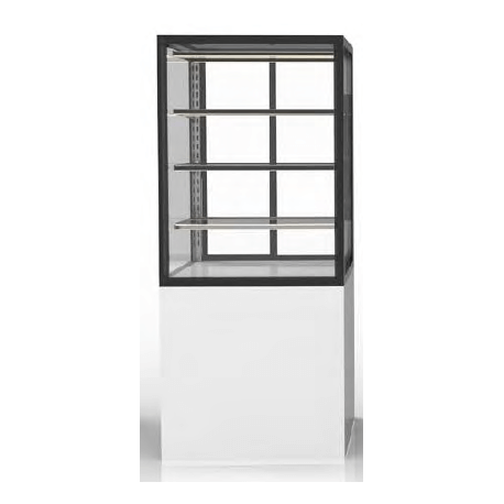 Vitrine neutre INTEGRA CON BASE