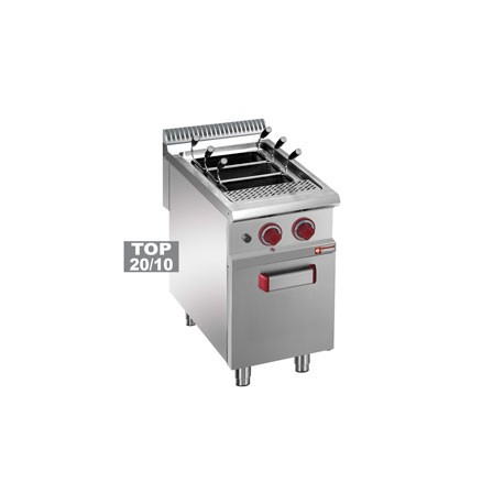Cuiseur à pâtes au gaz 40 litres   G9/CPA4 - Diamond