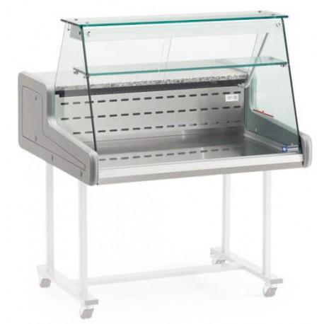 Vitrine réfrigérée a poser 1m | SUP10-ZD/R2 - Diamond