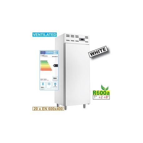 Armoire réfrigérée positive  20 x EN 600x400 | WR-50WV-P - Diverso By Diamond
