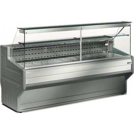 Vitrine réfrigérée vitres droites 1m50 | WR-CVD1-15 - Diamond