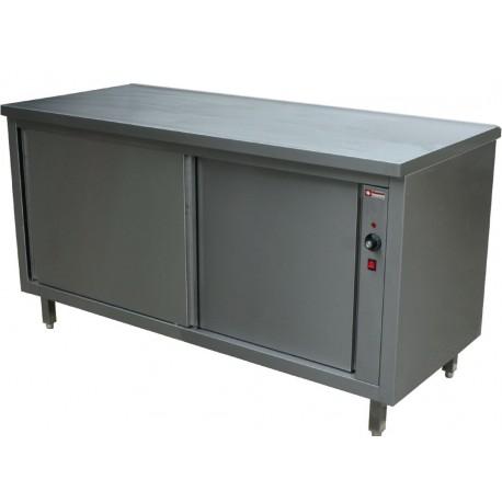 Armoire chauffante 1400x700 | TE147/B - Diamond