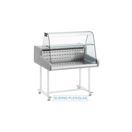 Vitrine réfrigérée à poser 1m50 | SUP15-ZC/R2 - Diamond